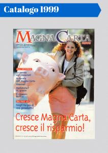 catalogo 1999