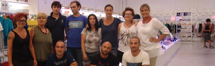 Lo staff Sportime di Mantova